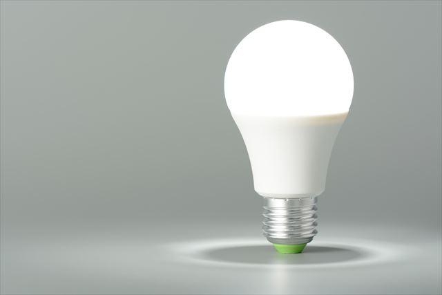 LED電球を使いたい?明るさに注意すること!